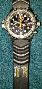 Citizen PROMASTER Eco-Drive Men's Watch 200M H2O